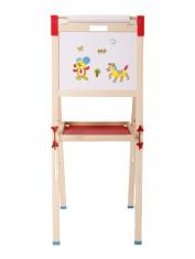 Детска магнитна дъска за рисуване Alphabet