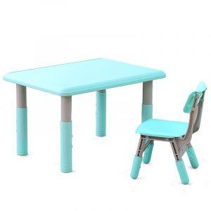 Маса със стола