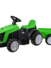 Детски акумулаторен трактор, Villa Truck жълт