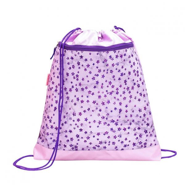 Розова торба за маратонки