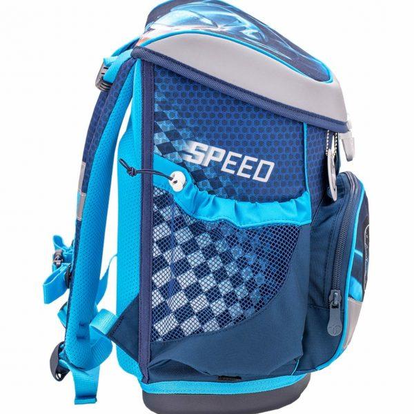 Ученическа раница Race Blue