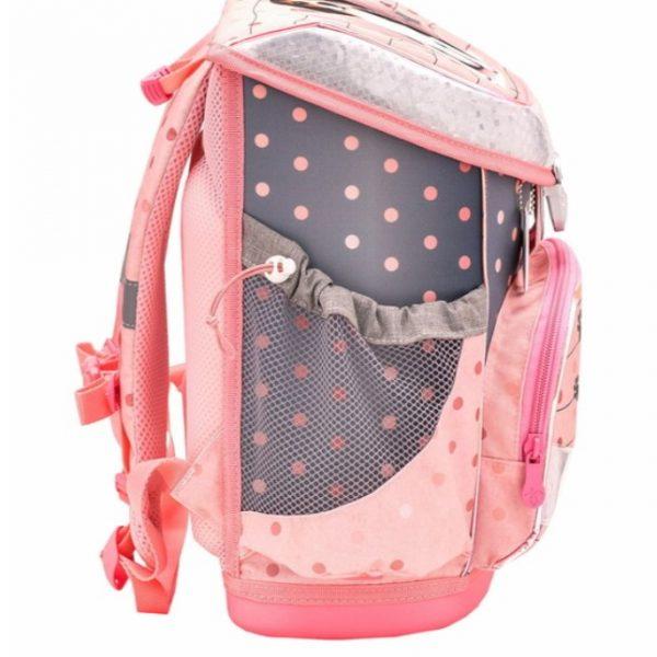 Розова раница за училище