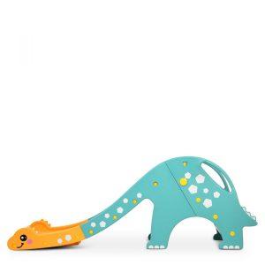 Детска пързалка Жирафчо тюркоаз